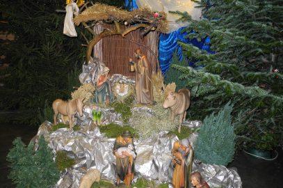 Jul i S:ta Maria i Rosengård