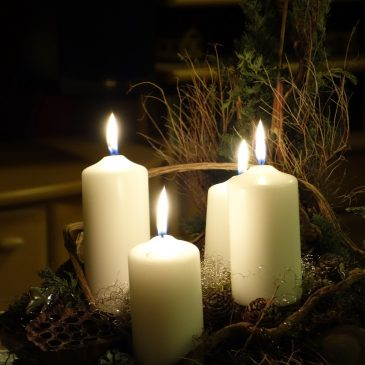 Adventshälsning 2016