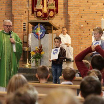 Rozpoczecie roku katechetycznego – Polska trosundervisningens start 2019.9.21